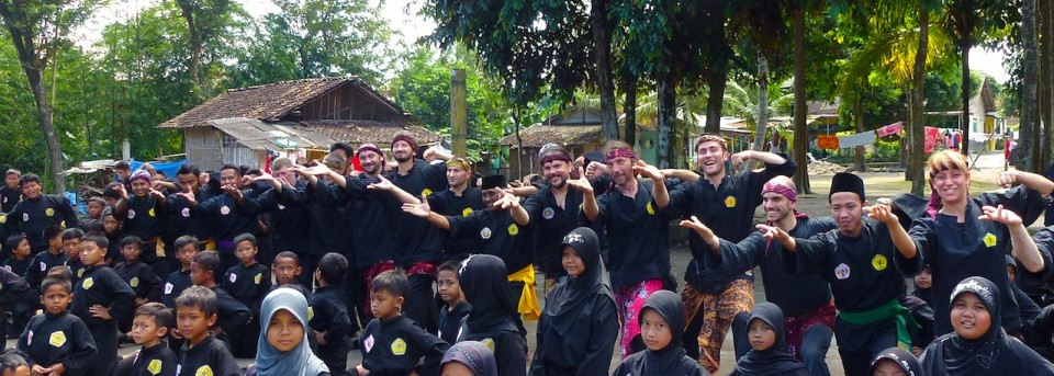 kp Silat Nusantara Indonesia e Italia