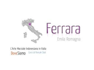 Corso di Pencak Silat a Ferrara