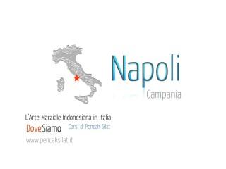 Corso di Pencak Silat a Napoli