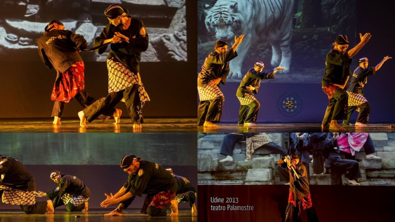 silat in Teatro a Ud 2013