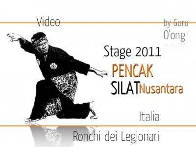 Video Guru O'ong stage Italia 2011