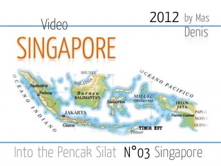 video Silat experience 03 Singapore
