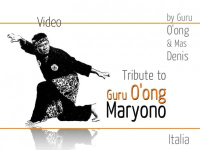 video Tribute to Guru O'ong: Ricordi italiani