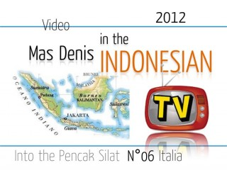 video Silat experience 06 Televisione indonesiana
