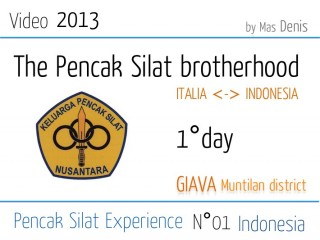 video Silat Brotherhood 1°day