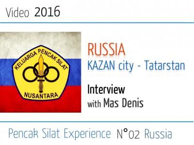 Russia 2016 Intervista a Mas Denis