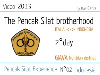 video Silat Brotherhood 2°day
