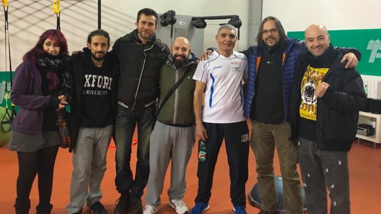 La scuola di Napoli con Patrizio Oliva