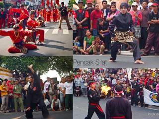 Festival Malioboro Silat 2012