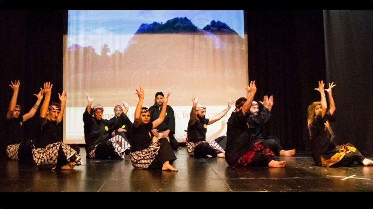 Silat in Teatro Ud 2017 – sikap sempok