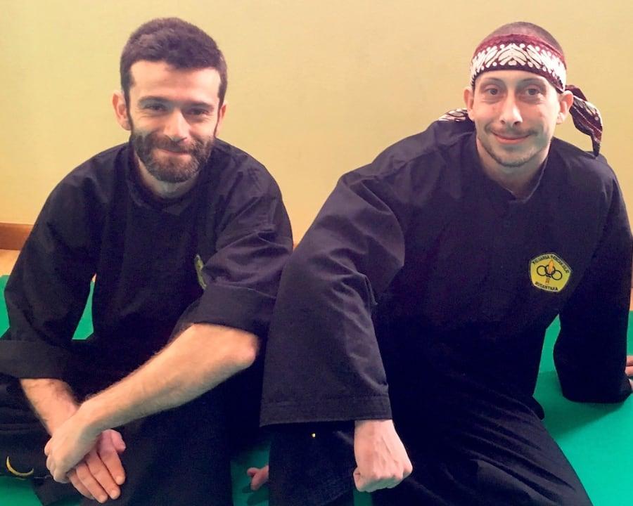 Flavio e Giorgio Ferrara Silat